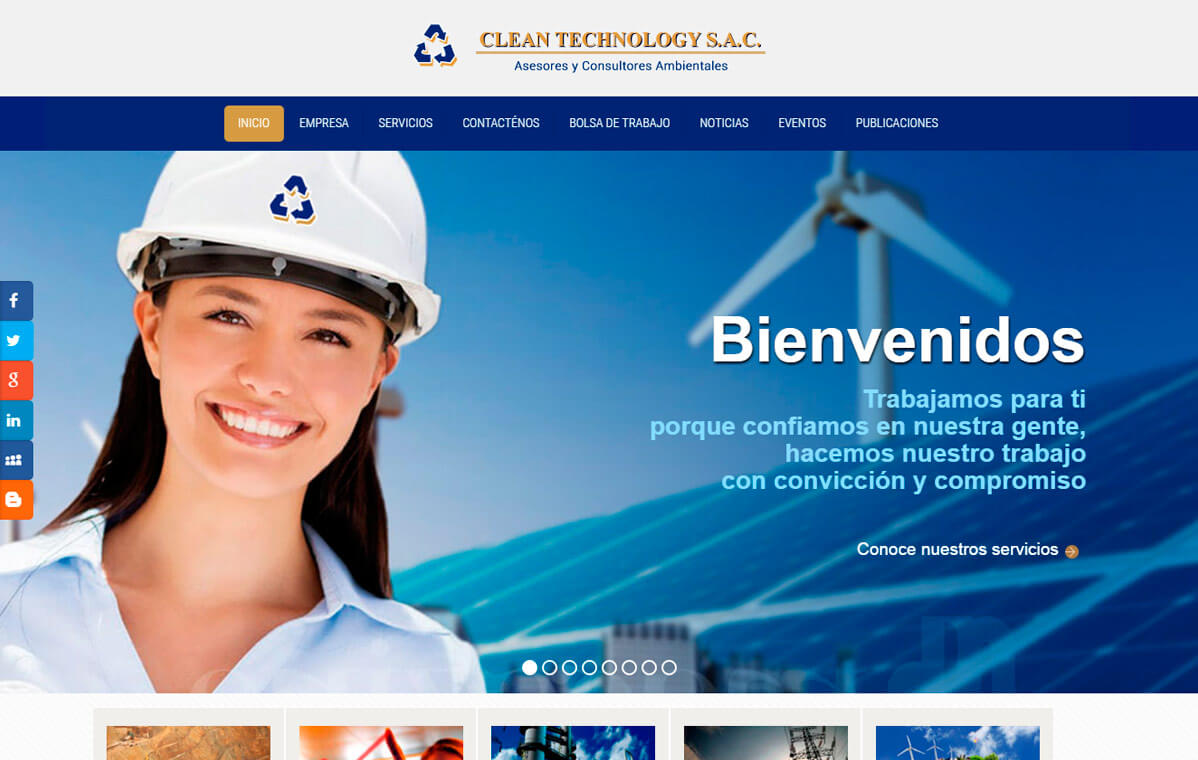 - clean tecnology - Clean Technology S.A.C.